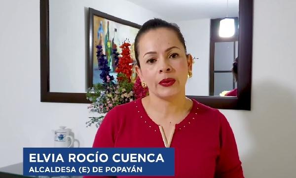 """""""Asumo las riendas del Municipio"""": Cuenca Bonilla"""