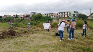 Jóvenes de Popayán lideran Proyecto de Agricultura Urbana de Emergencia