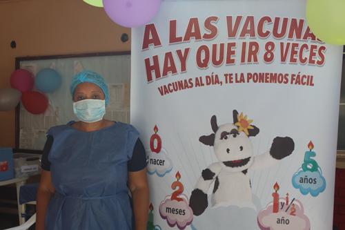 Jornada de vacunación se tomó los barrios del Oriente portejadeño