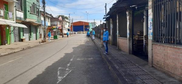 Barrio La Esmeralda