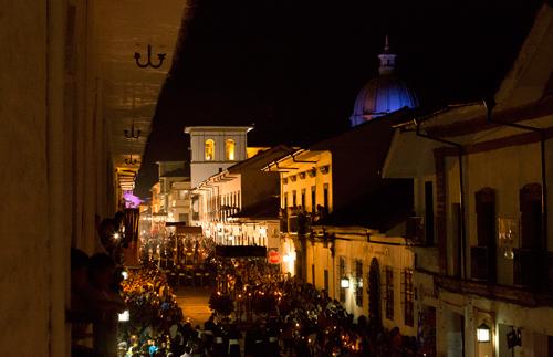 La Semana Santa de Popayán, en tiempos de Pandemia