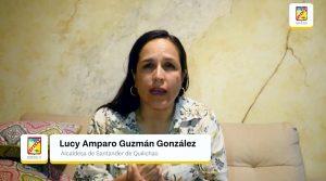 La entrega de mercados en Santander de Quilichao