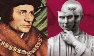Moro versus Maquiavelo