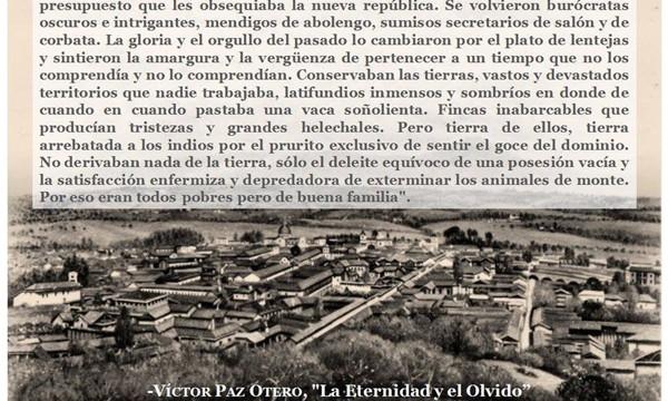 Paz Otero obsequia novela desacralizante
