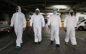 MinSalud reporta 9.394 nuevos casos de coronavirus