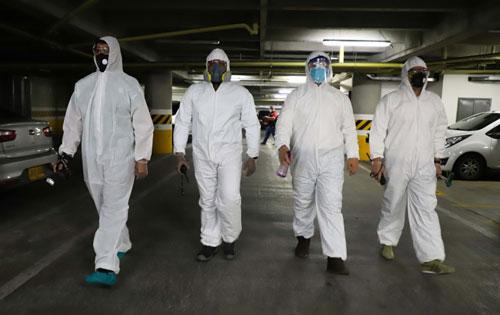 Coronavirus mata a otros 364 colombianos