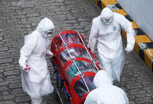 Confirman 161 nuevos fallecimientos por coronavirus