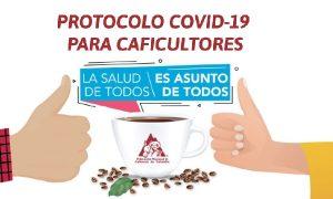 Protocolo Covid-19 para cafeteros