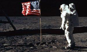 ¿Qué pasó con el hombre que se posó en la Luna?