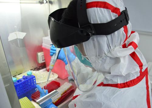 Siete laboratorios procesan pruebas Covid-19 en Valle del Cauca