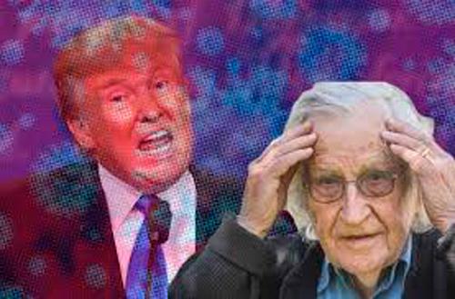 Teorías de Noam Chomsky y el Covid-19