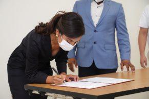 Una enfermera y abogada es la nueva Secretaria de Salud del Cauca