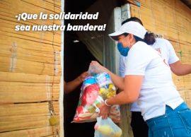 Alcaldesa de Quilichao dona su salario para enfrentar el coronavirus