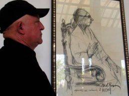 Artista Nelson Domínguez en la reflexión de especialista cubana