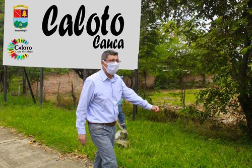Ayudas humanitarias en Caloto se han entregado con transparencia