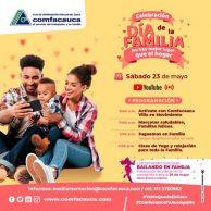 Actividades para el día de la familia Comfacauca