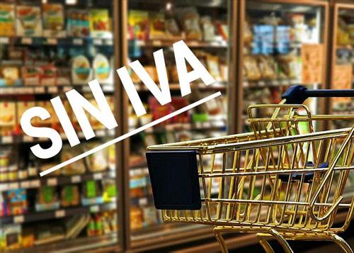 Conozca las fechas y productos que estarán sin IVA