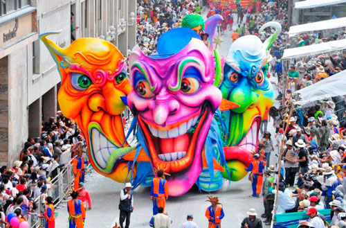 El Carnaval bajo los efectos del SARS CoV-2