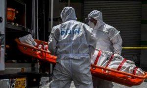 Covid-19 hoy: 287 muertes y 7.168 contagios