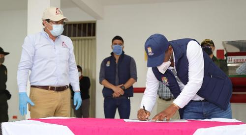 Gobernación y Comité de Cafeteros garantizan chequeos médicos para caficultores del Cauca