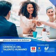 Nueva Especialización para Santander de Quilichao
