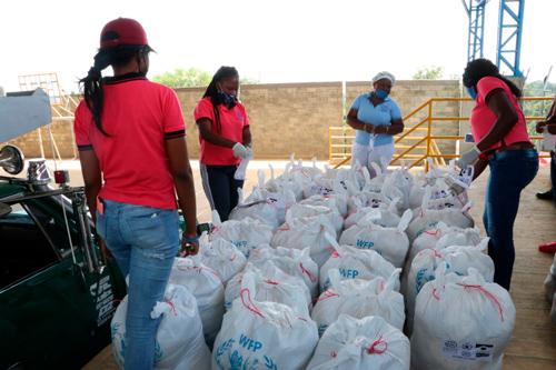 ONU, ASOM y Alcaldía no desamparan a bonaerenses