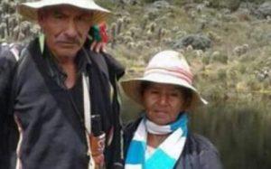 Torturan y asesinan a dos sabios indígenas