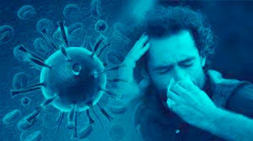 Coronavirus  estornuda Planes de desarrollo