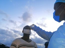 prmer caso de covid-19 en Timbiquí