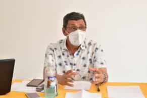 Gonzalo Emilio Ramírez Velasco, alcalde municipal de Caloto