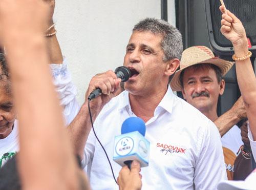 Andrés Sadovnik Rojas, persona que gerenció por 7 años Emquilichao