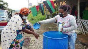 comunidades indígenas y afro cuidn el cauca