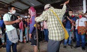 Indígenas condenaron a disidentes de las Farc