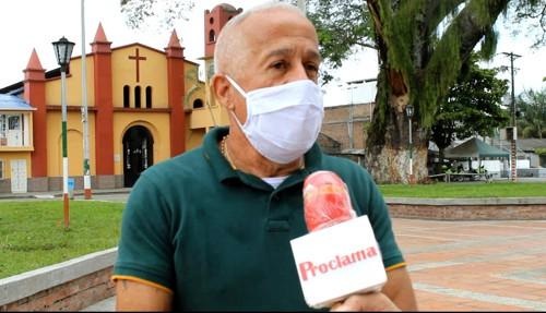Jorge Enrique Candela Medina, Gerente Empadilla E.S.P.