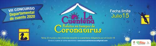 La Cuentena - Relatos en tiempos de Coronavirus