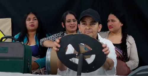 Teatro para la resocialización de las internas en Popayán