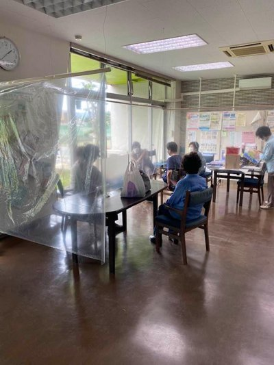 Volvemos a las aulas en Japón