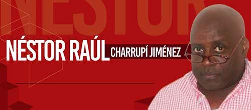 Néstor Raúl Charrupí Jiménez