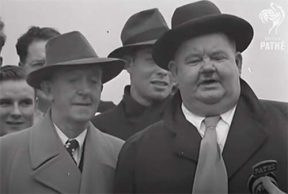 Stan Laurel, el flaco cabeza de chorlito