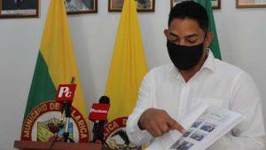 Alcalde de Villa Rica exige respaldo del Gobierno Nacional y Departamental