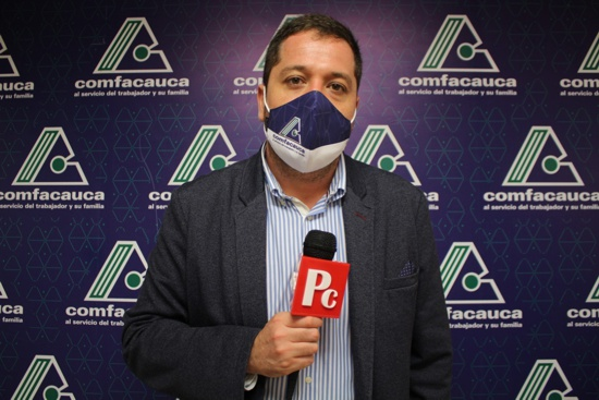 Carlos Manuel Ochoa - Jefe de Departamento Zona Norte Comfacauca