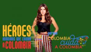Usted puede ser un héroe anónimo que cuida a Colombia