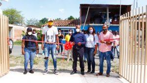 Comunidad afroguacheneseña de El Guabal estrena salón comunal