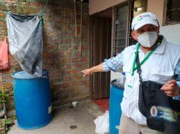 Corinto ataca el Dengue