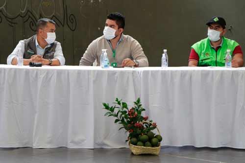 Desde el Cauca, Fenavi, Ministerio de Agricultura y Desarrollo Rural y Banco Agrario, firman convenio