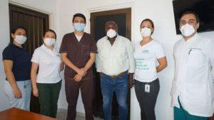 HFPS no atenta contra los derechos del personal médico