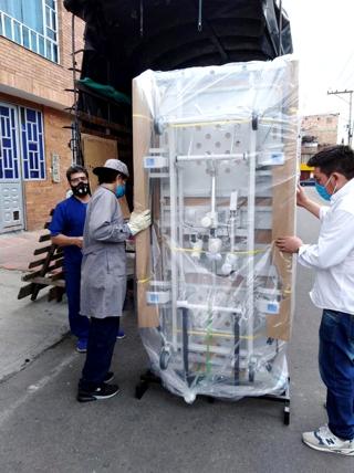 Hernando Betancourt dona tres UCI para hospital de Quilichao