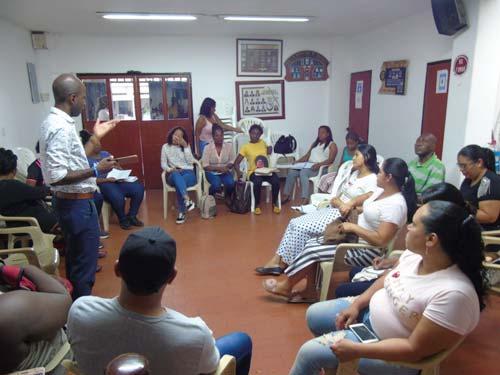 Joven personero se destaca por garantizar derechos de los villaricenses