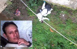 Lo encontraron descuartizado en la vía Popayán - Timbío
