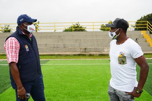 Mientras la pandemia nos separa, el deporte nos une en el Cauca